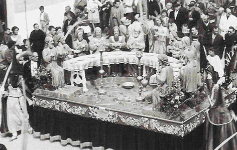 Historia santa cena6